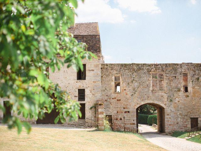 Le mariage de Charles et Clara à Vallery, Yonne 1