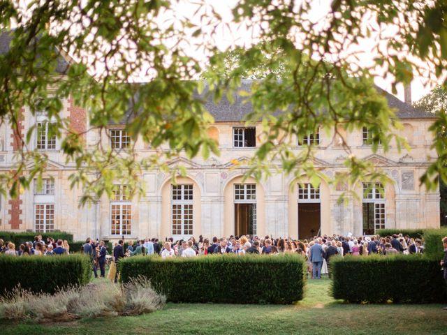 Le mariage de Charles et Clara à Vallery, Yonne 34