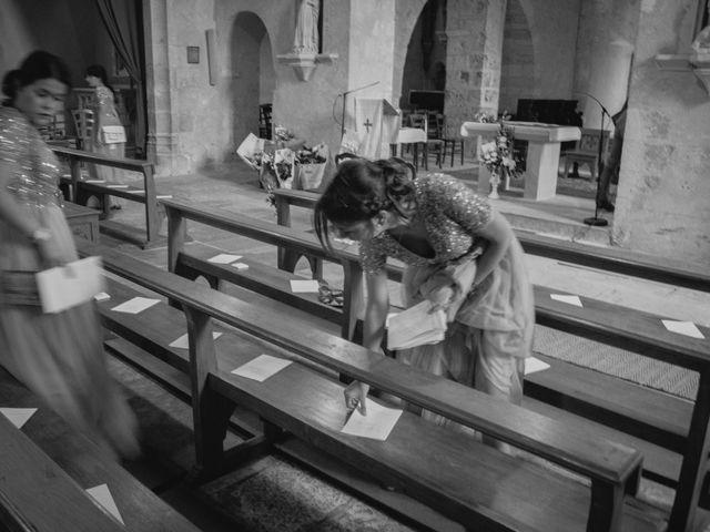 Le mariage de Bastien et Constance à Bannegon, Cher 6