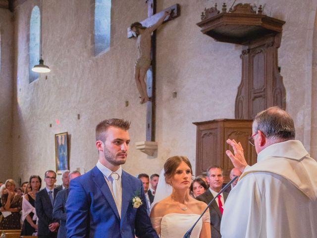 Le mariage de Bastien et Constance à Bannegon, Cher 11
