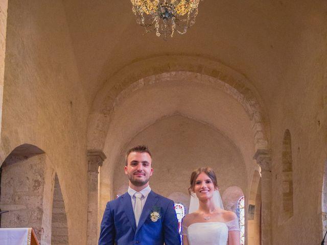 Le mariage de Bastien et Constance à Bannegon, Cher 12