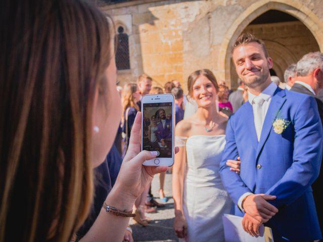 Le mariage de Bastien et Constance à Bannegon, Cher 15