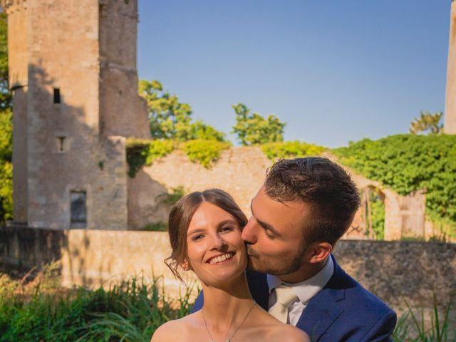 Le mariage de Bastien et Constance à Bannegon, Cher 18