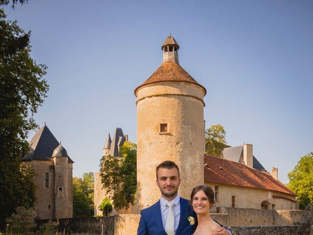 Le mariage de Bastien et Constance à Bannegon, Cher 19