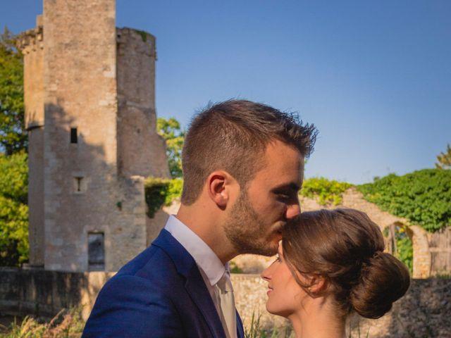 Le mariage de Bastien et Constance à Bannegon, Cher 1