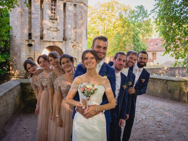 Le mariage de Bastien et Constance à Bannegon, Cher 2