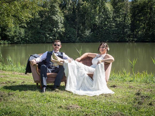 Le mariage de Damien et Aurélie à Grandpré, Ardennes 1