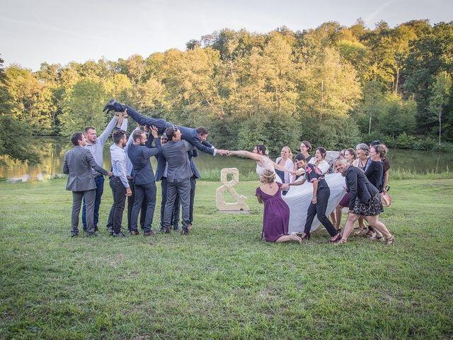 Le mariage de Damien et Aurélie à Grandpré, Ardennes 5
