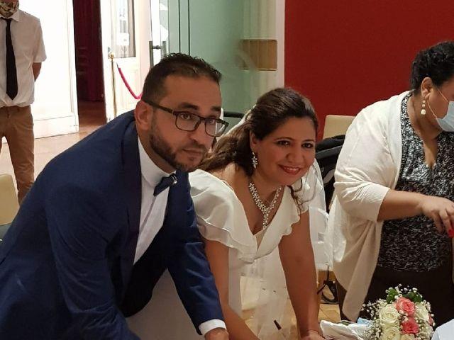 Le mariage de Mars et Sofiene Ahleme à Gémenos, Bouches-du-Rhône 3