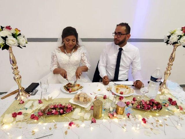 Le mariage de Mars et Sofiene Ahleme à Gémenos, Bouches-du-Rhône 2