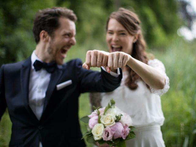 Le mariage de Éric et Hardoyne à Strasbourg, Bas Rhin 48