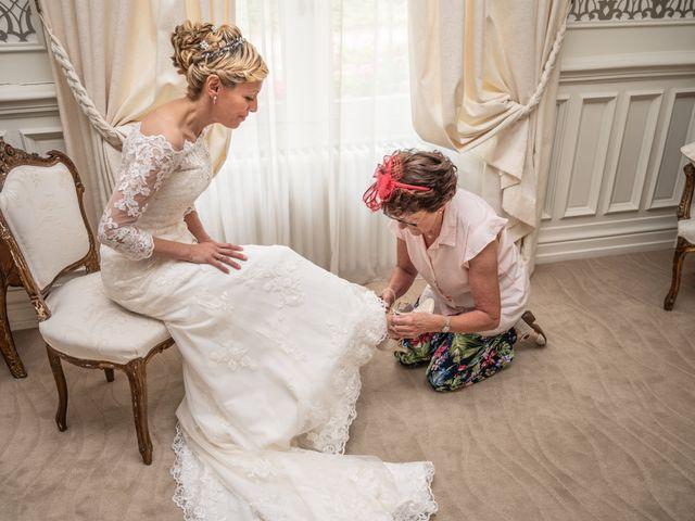 Le mariage de Pascal et Celine à Vouillé, Vienne 11