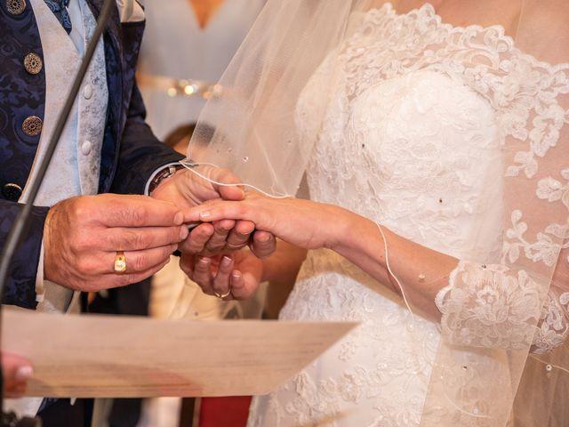 Le mariage de Pascal et Celine à Vouillé, Vienne 18