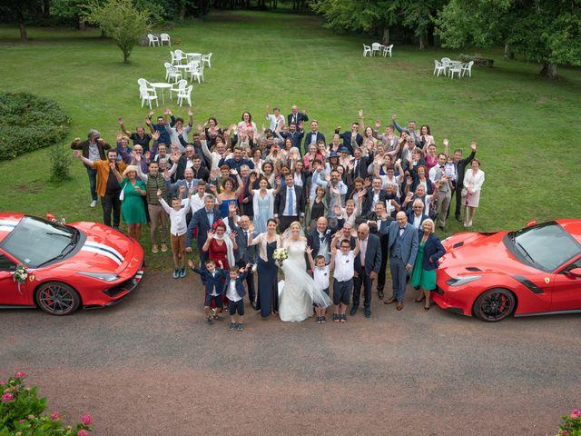Le mariage de Pascal et Celine à Vouillé, Vienne 20