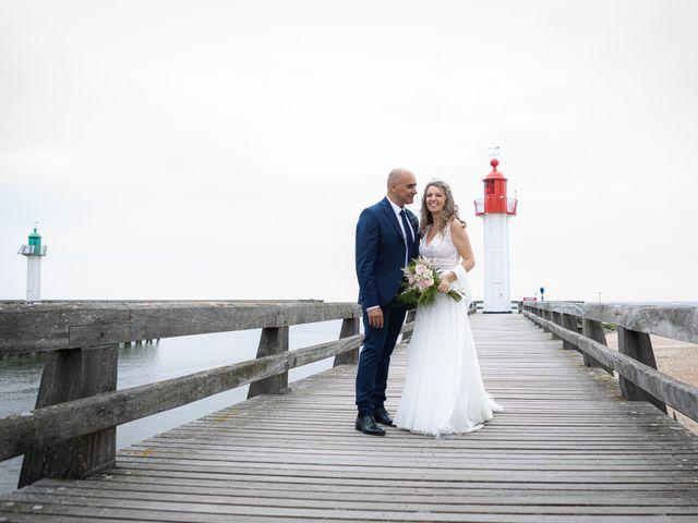 Le mariage de Claude et Nadège à Trouville-sur-Mer, Calvados 3