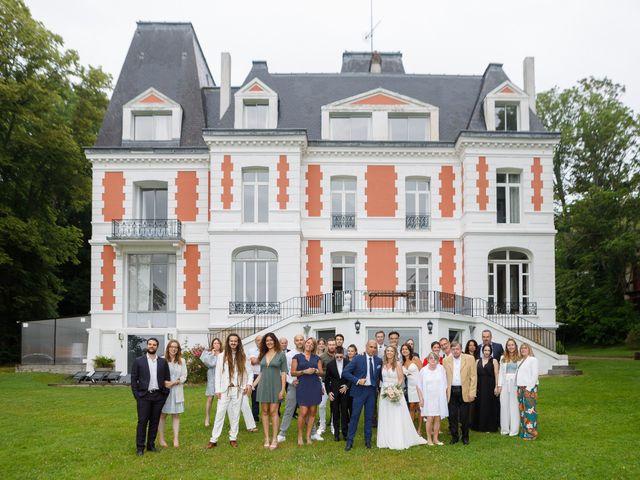 Le mariage de Claude et Nadège à Trouville-sur-Mer, Calvados 1