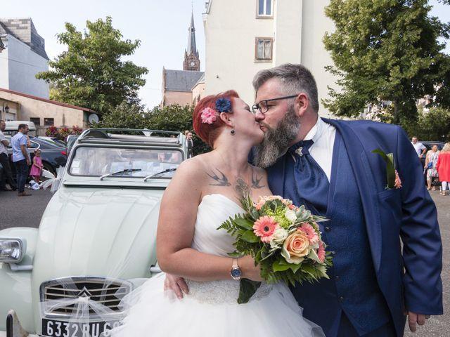 Le mariage de André et Audrey à Colmar, Haut Rhin 16