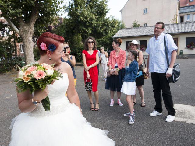 Le mariage de André et Audrey à Colmar, Haut Rhin 27