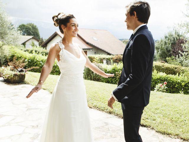Le mariage de Florant et Oceane à Grenoble, Isère 4