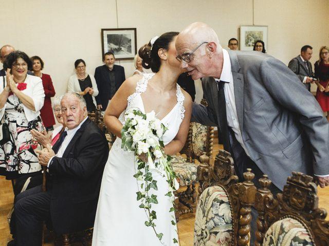 Le mariage de Florant et Oceane à Grenoble, Isère 12