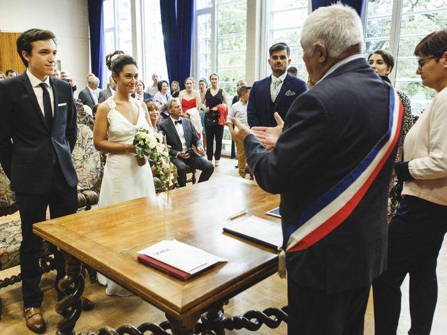 Le mariage de Florant et Oceane à Grenoble, Isère 13