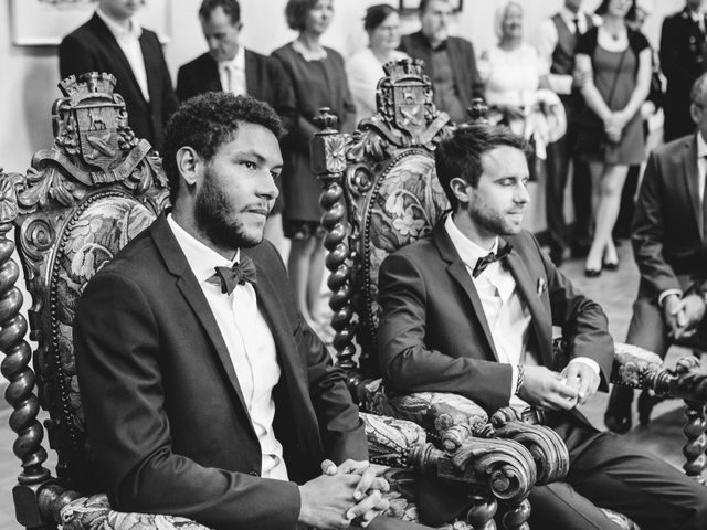 Le mariage de Florant et Oceane à Grenoble, Isère 14