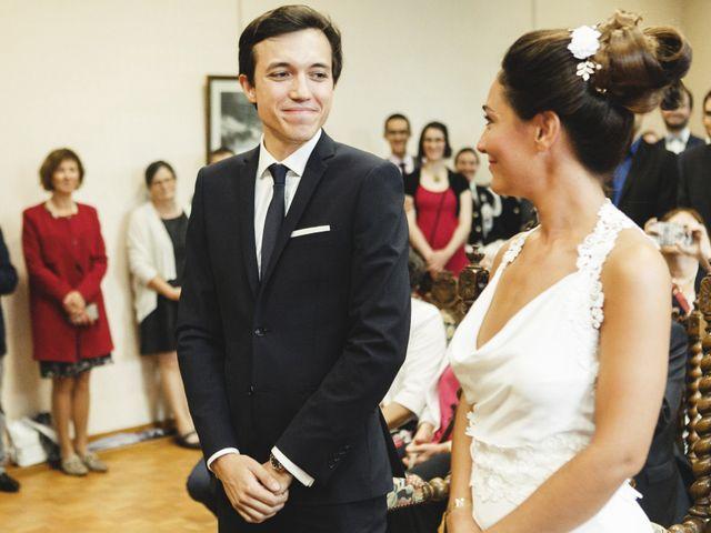 Le mariage de Florant et Oceane à Grenoble, Isère 16