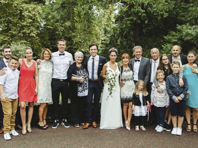 Le mariage de Florant et Oceane à Grenoble, Isère 33