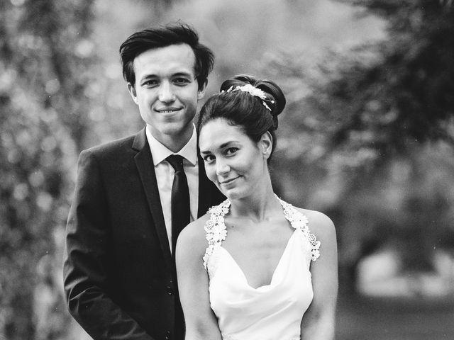 Le mariage de Florant et Oceane à Grenoble, Isère 35