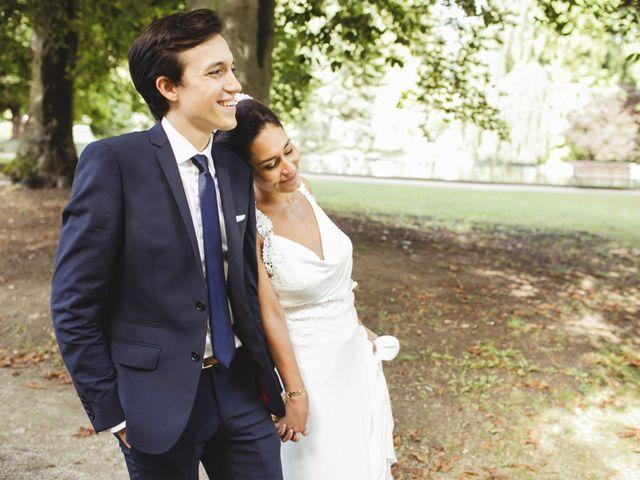 Le mariage de Florant et Oceane à Grenoble, Isère 42