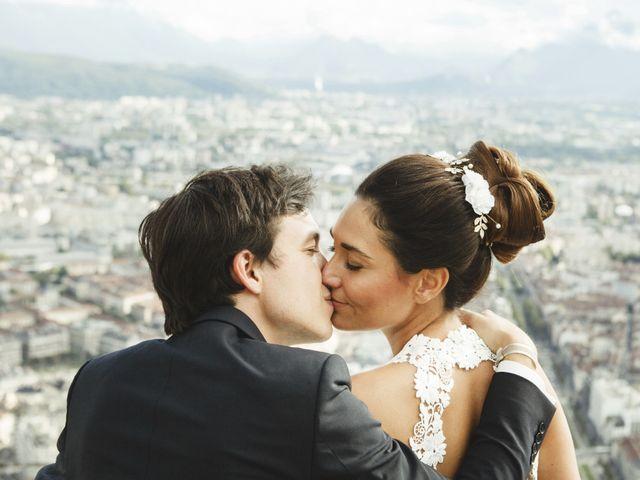 Le mariage de Florant et Oceane à Grenoble, Isère 49