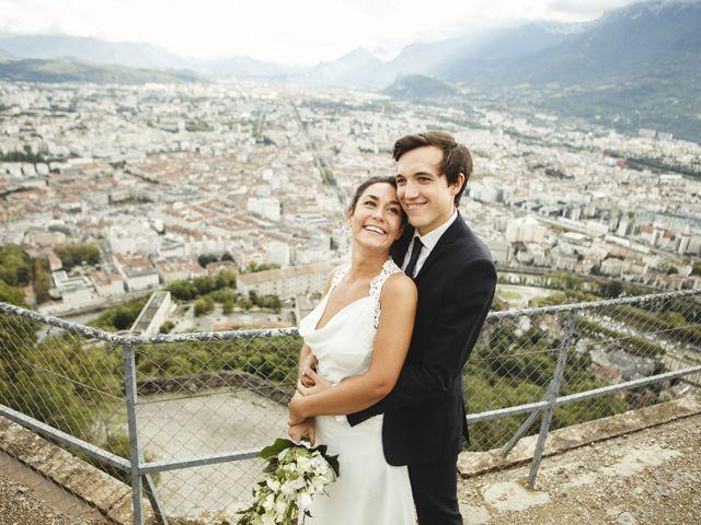 Le mariage de Florant et Oceane à Grenoble, Isère 51