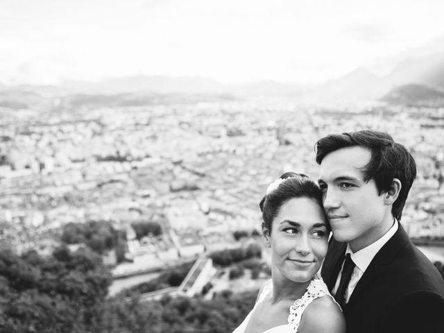 Le mariage de Florant et Oceane à Grenoble, Isère 52