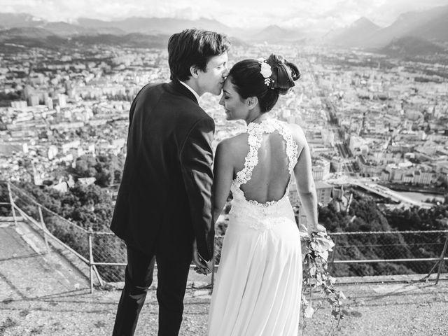 Le mariage de Florant et Oceane à Grenoble, Isère 57