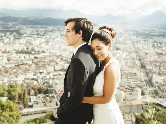 Le mariage de Florant et Oceane à Grenoble, Isère 58