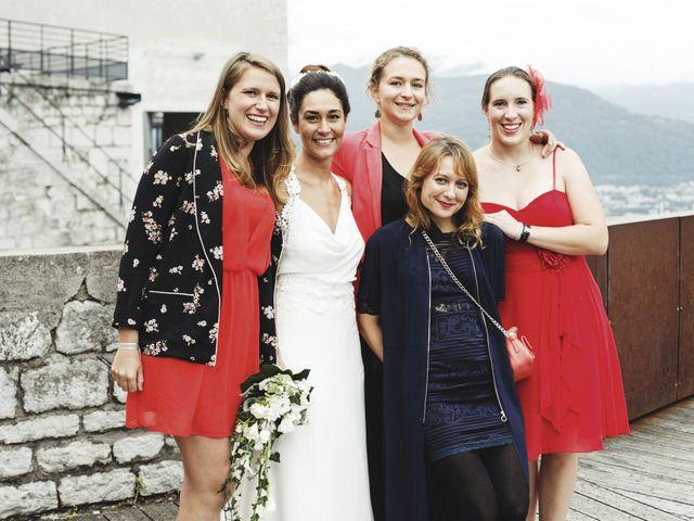 Le mariage de Florant et Oceane à Grenoble, Isère 69
