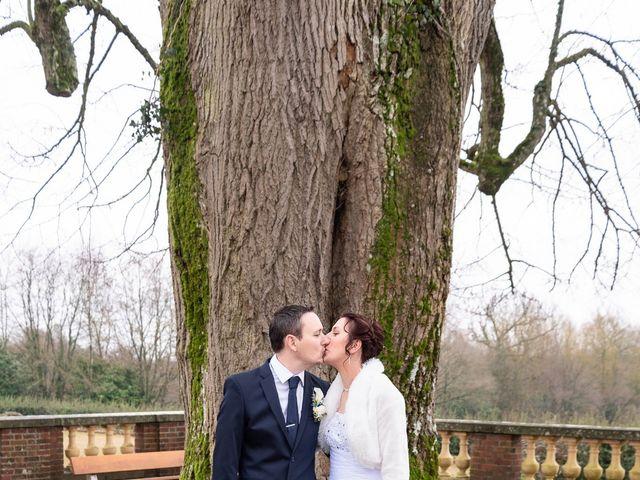 Le mariage de Samuel et Laëtitia à Saint-André-de-Messei, Orne 4