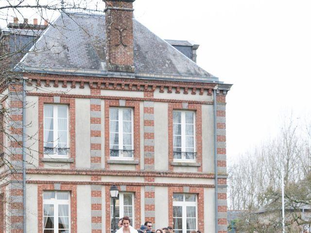 Le mariage de Samuel et Laëtitia à Saint-André-de-Messei, Orne 23