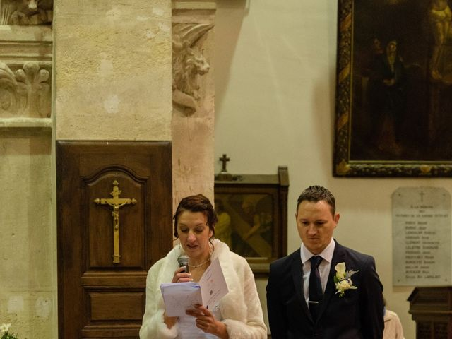 Le mariage de Samuel et Laëtitia à Saint-André-de-Messei, Orne 26
