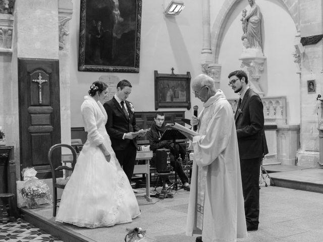 Le mariage de Samuel et Laëtitia à Saint-André-de-Messei, Orne 29