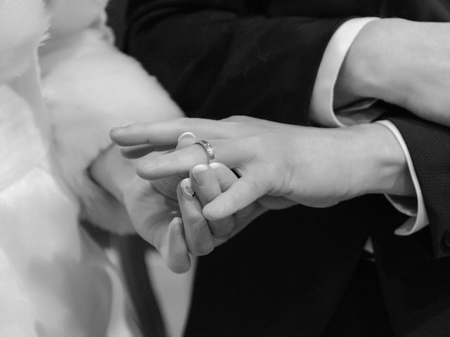 Le mariage de Samuel et Laëtitia à Saint-André-de-Messei, Orne 31