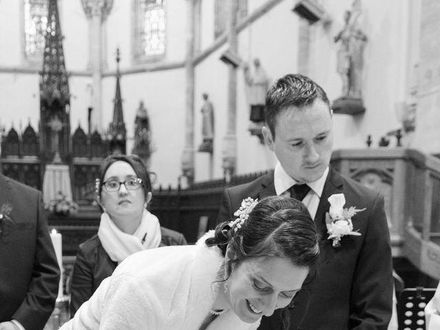 Le mariage de Samuel et Laëtitia à Saint-André-de-Messei, Orne 33