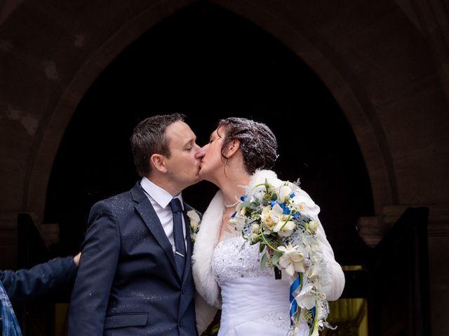Le mariage de Samuel et Laëtitia à Saint-André-de-Messei, Orne 36