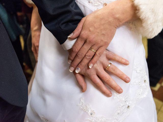 Le mariage de Samuel et Laëtitia à Saint-André-de-Messei, Orne 39