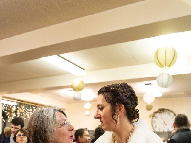 Le mariage de Samuel et Laëtitia à Saint-André-de-Messei, Orne 41