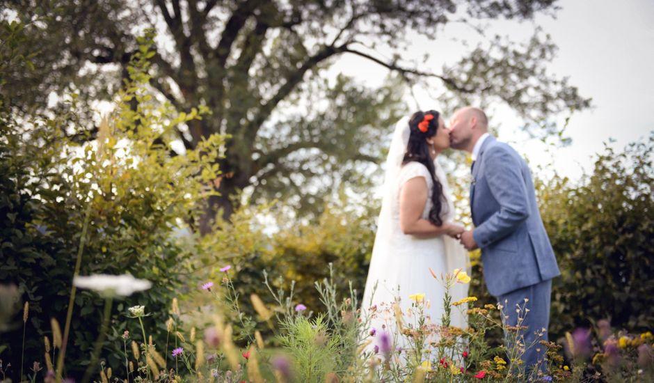 Le mariage de Johan et Sandrina à Cruseilles, Haute-Savoie