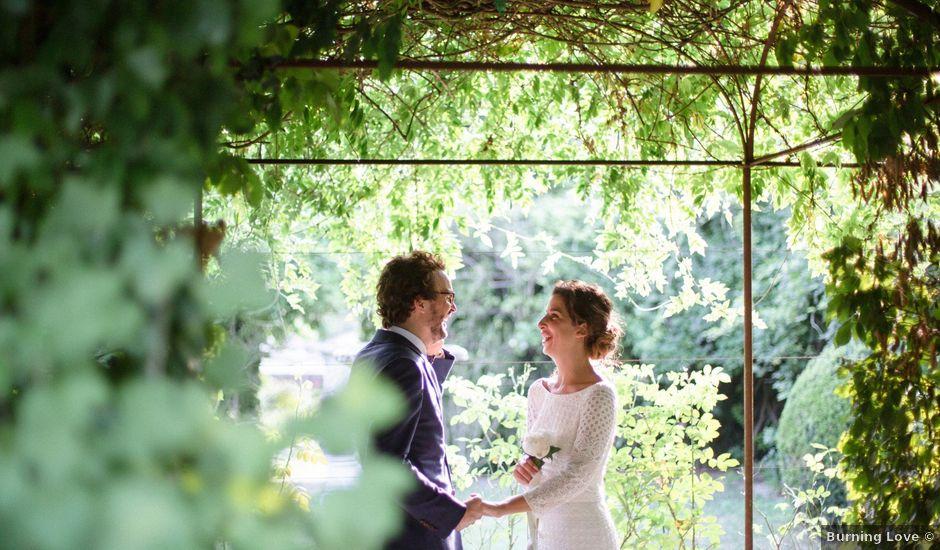 Le mariage de Charles et Clara à Vallery, Yonne