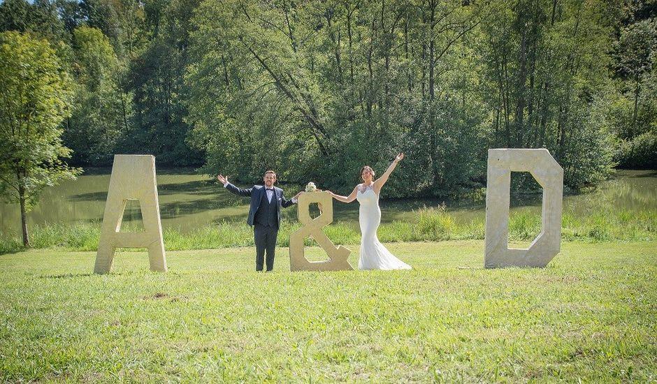 Le mariage de Damien et Aurélie à Grandpré, Ardennes