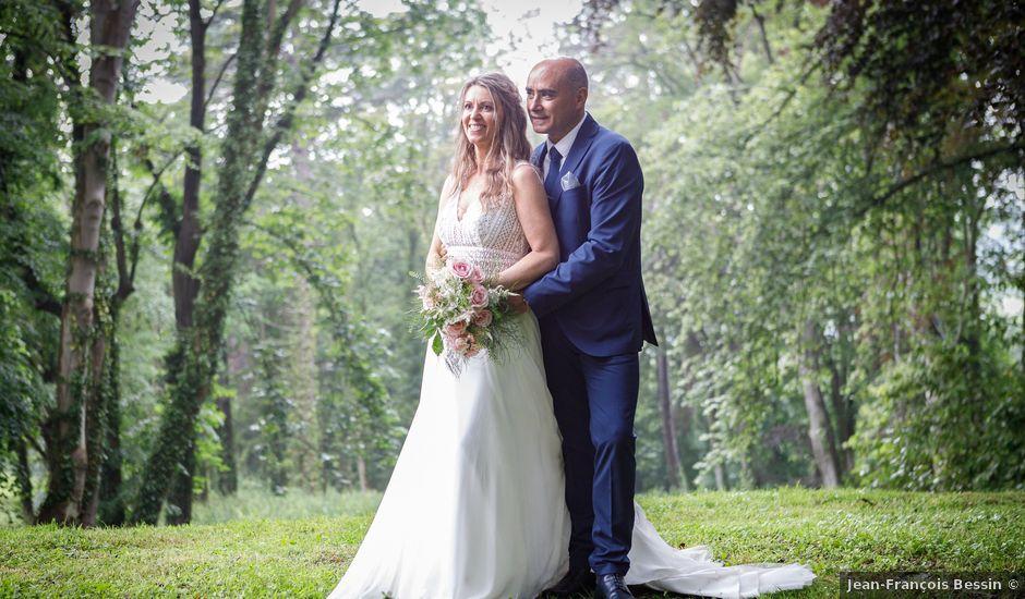 Le mariage de Claude et Nadège à Trouville-sur-Mer, Calvados