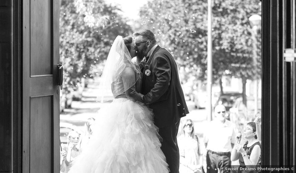 Le mariage de André et Audrey à Colmar, Haut Rhin